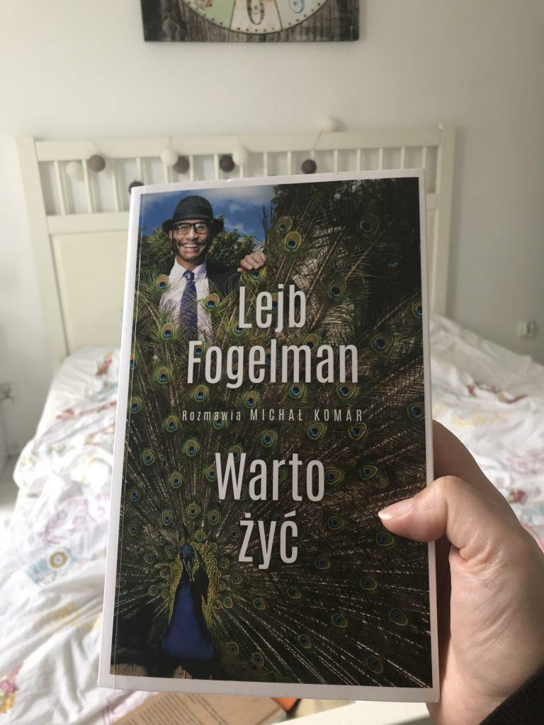 Leib Fogelman warto żyć